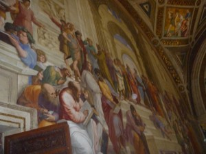 A Raphael room in Vatican City