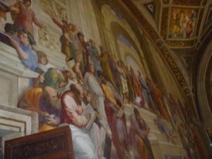 A Raphael room in Vatican City