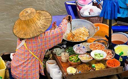 Тайландска храна